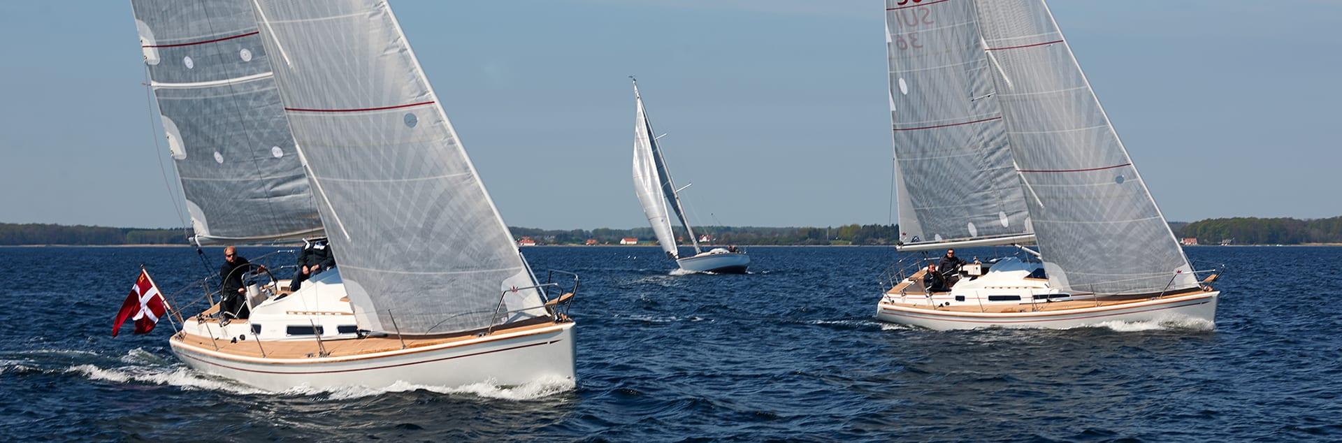 reklamefoto Faurby Yacht